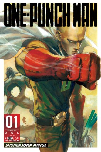 #6. One Punch Man: