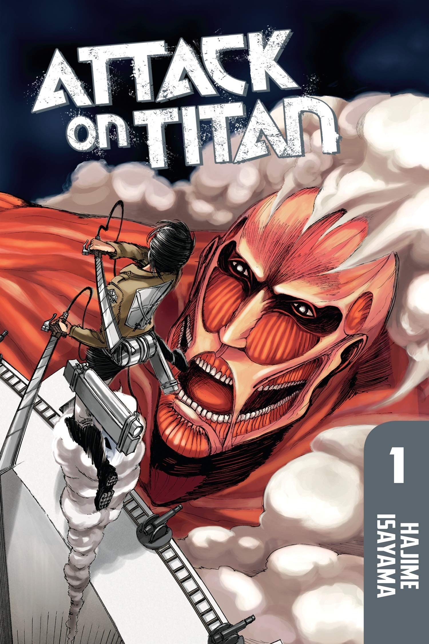 #19 Attack on Titan: