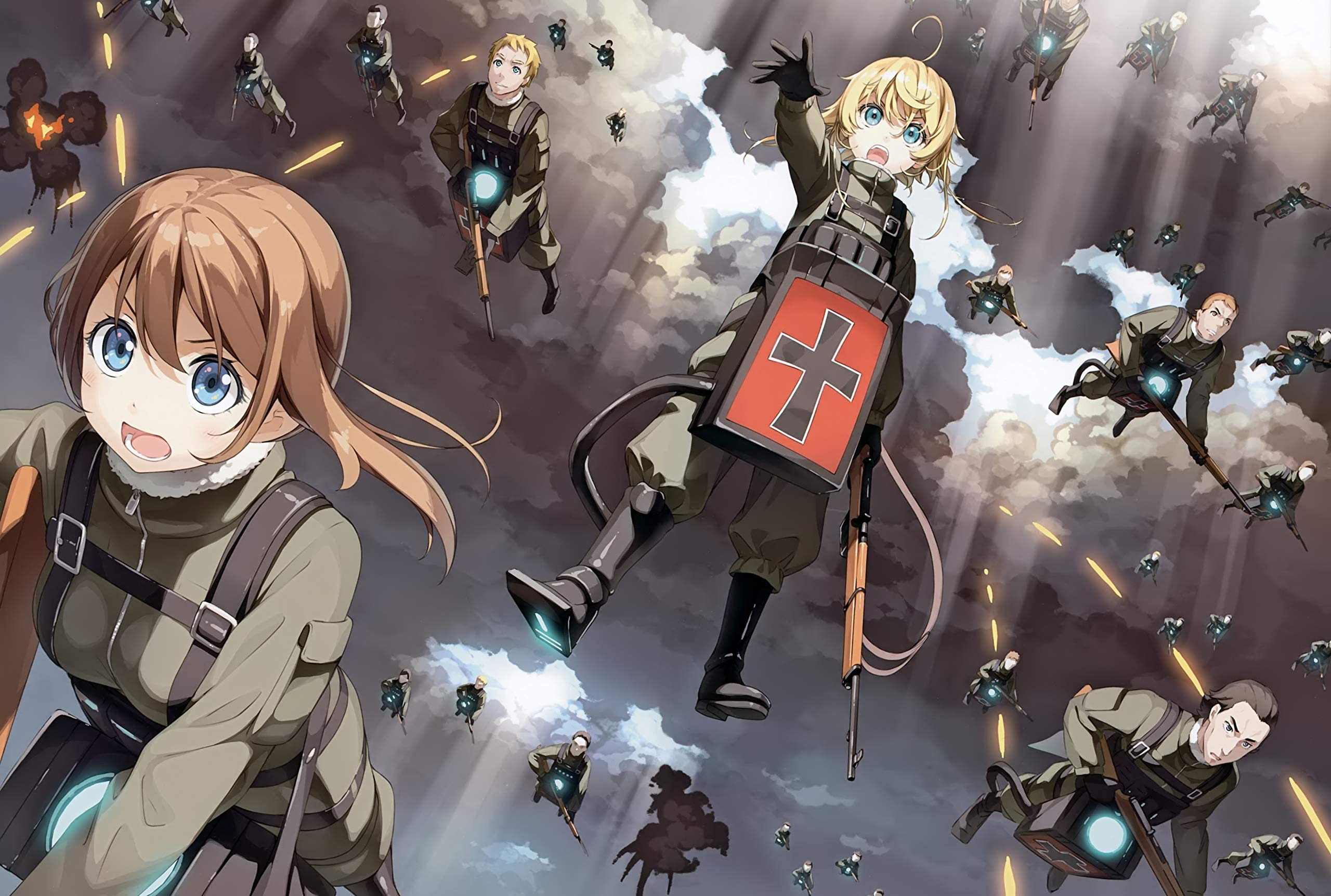 Youjo Senki Season 2 Confirmed: Release Date And Other Details