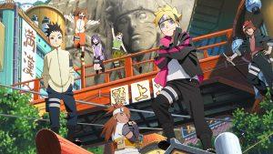 Boruto: Naruto chapter 59
