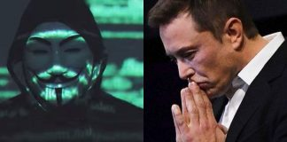 Elon Musk Threatened By Hacker Group Anonymous is it Fake Video??