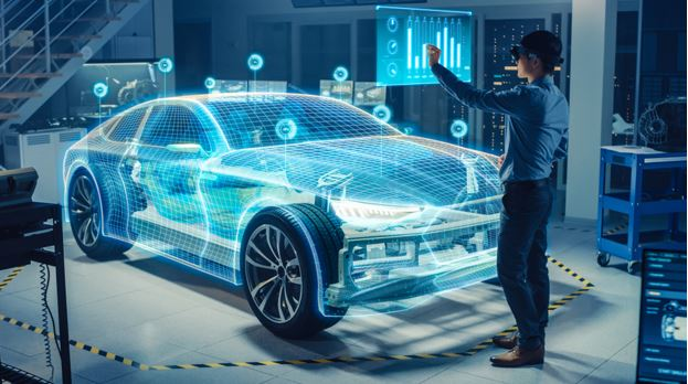 Top 3 Applications of VR in Car Manufacture and Sales