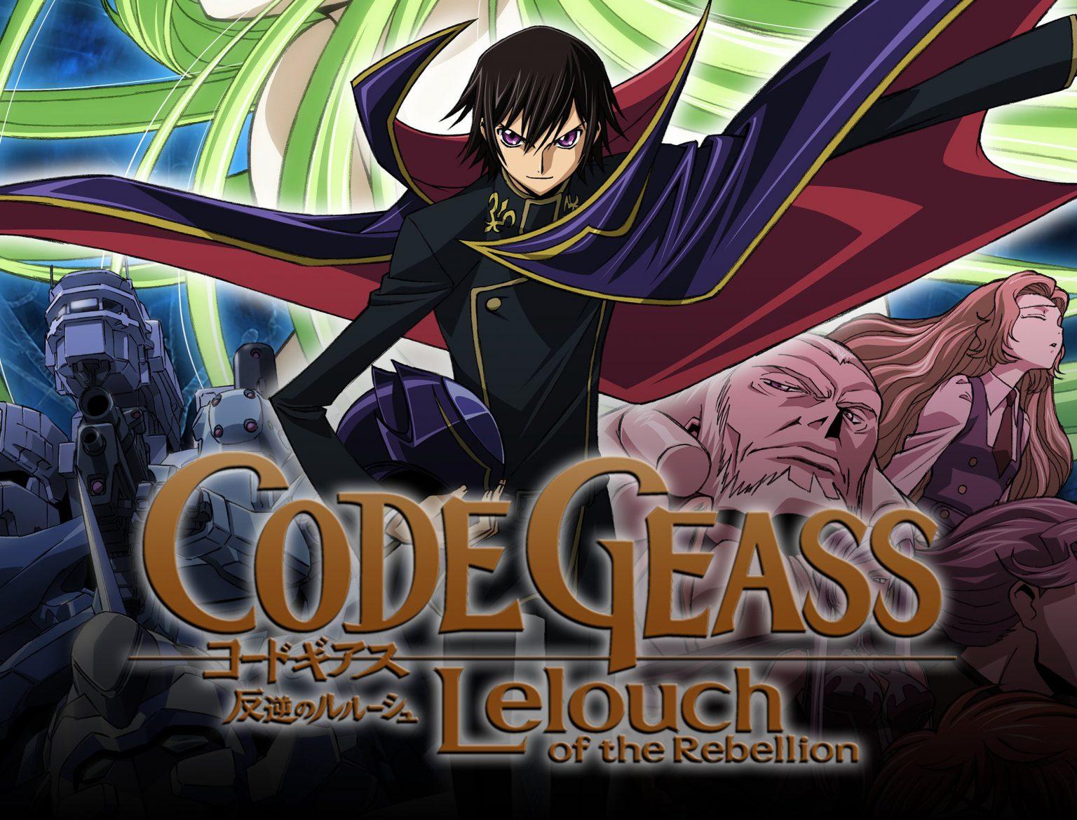 Code Geass Season 3: Release Date, Time [English Dub] Where to Watch