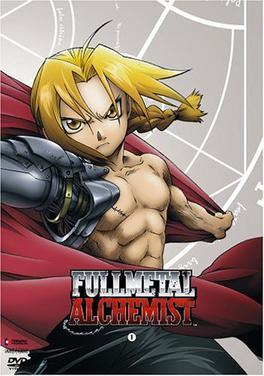 #18. Fullmetal Alchemist: