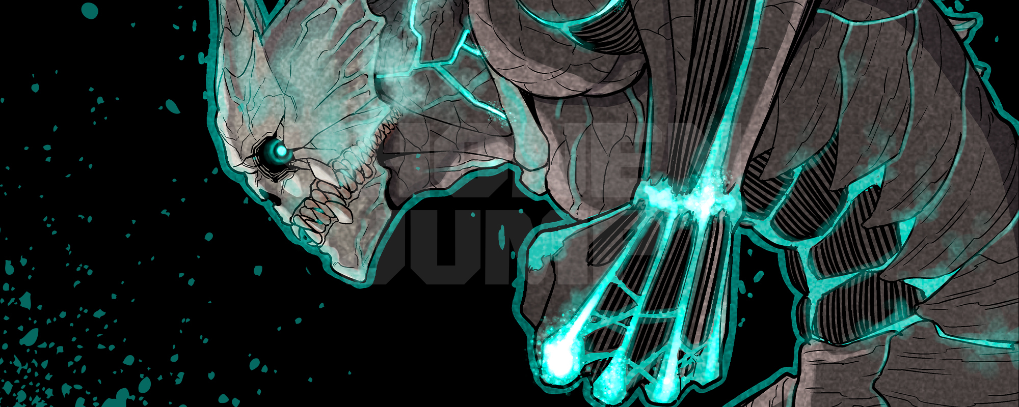 Kaiju No 8 Chapter 37