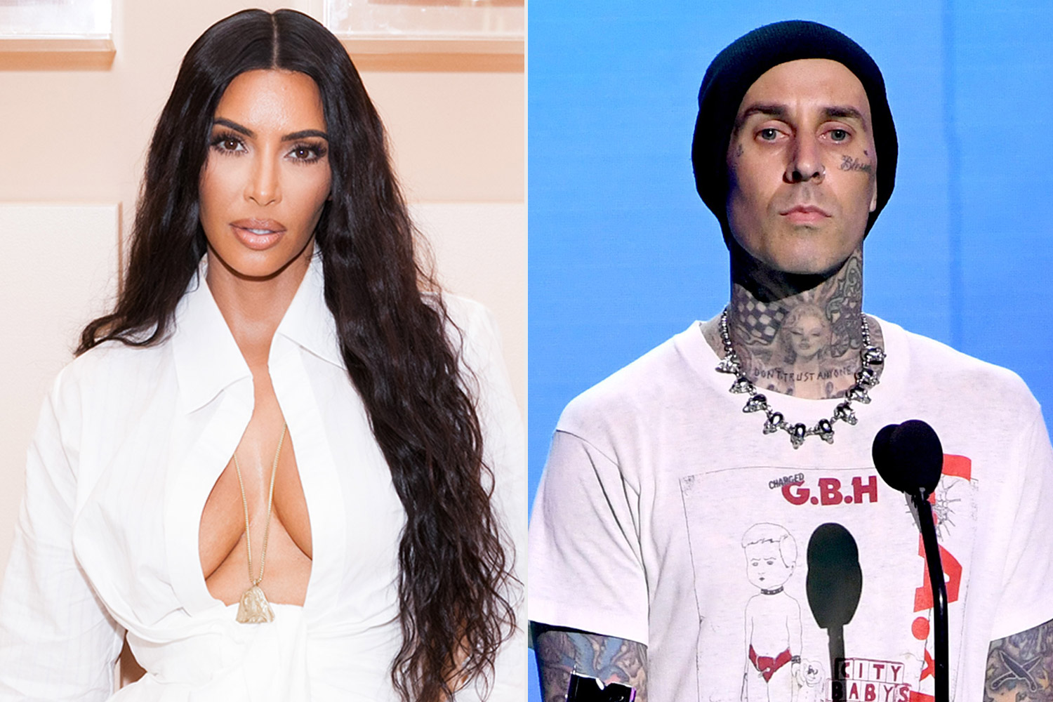 Is Kim Kardashian Dating With Travis Barker? Truth About Their Relationship