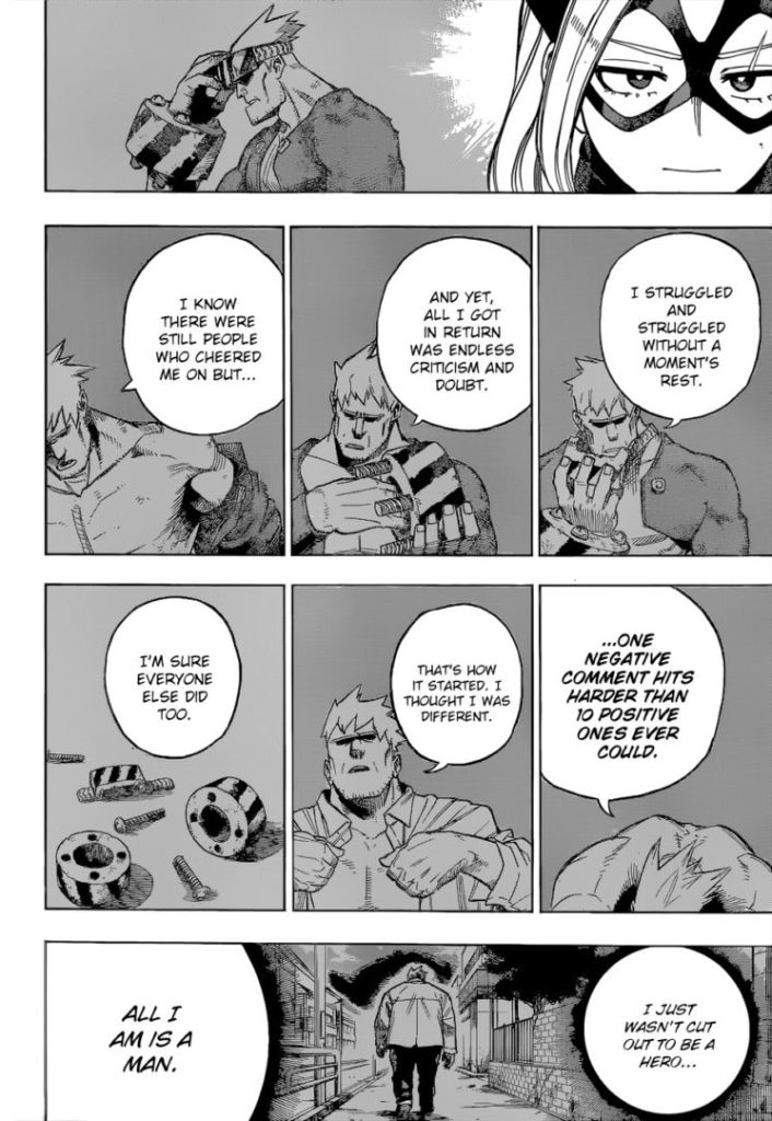 My Hero Academia Chapter 318 Preview Date And Release Date