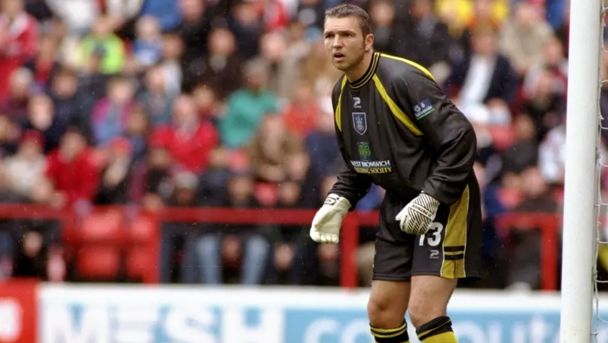 Arsenal And Middlesbrough Goalkeeper Alan Miller Has Died At The Age Of 51