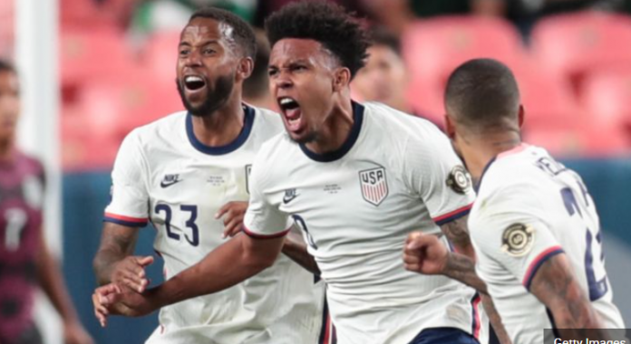 Winning goal for the USA in the CONCACAF Nations League final, First American to win the Champions League.