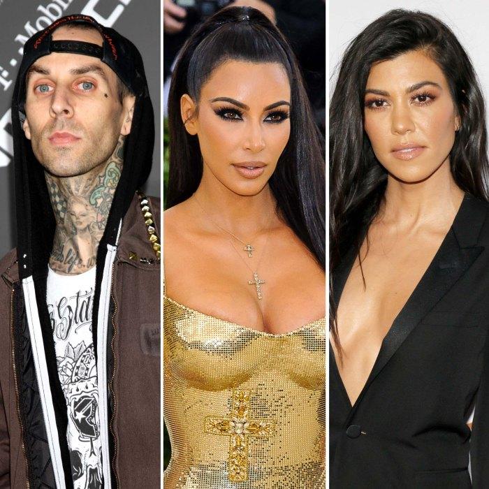 Is Kim Kardashian Dating With Travis Barker?