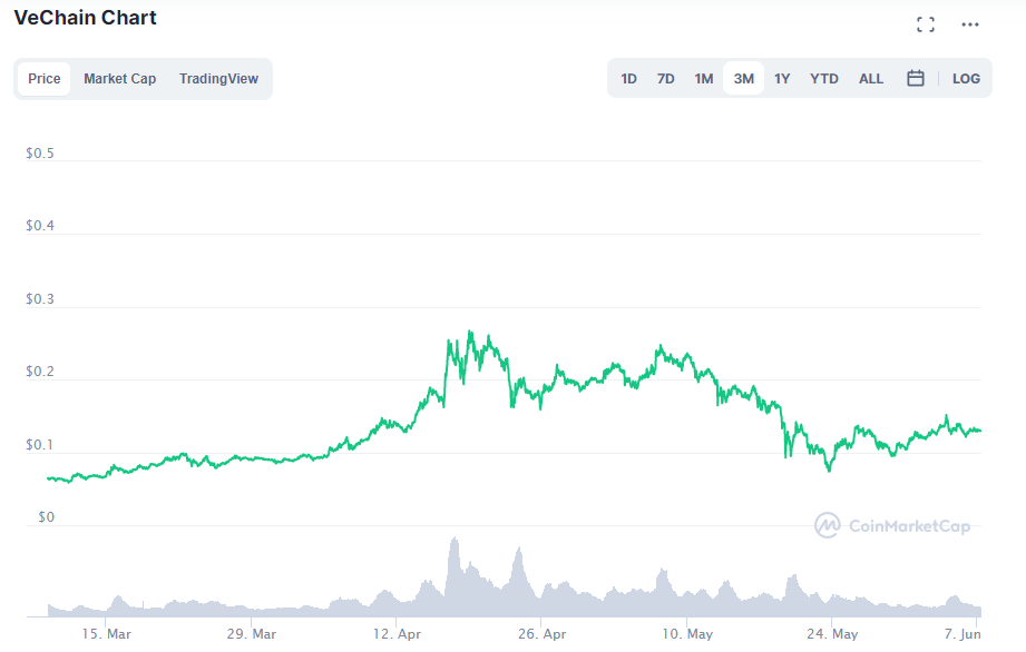 VeChain Price Prediction June 2021? Is VeChain a Good Investment?