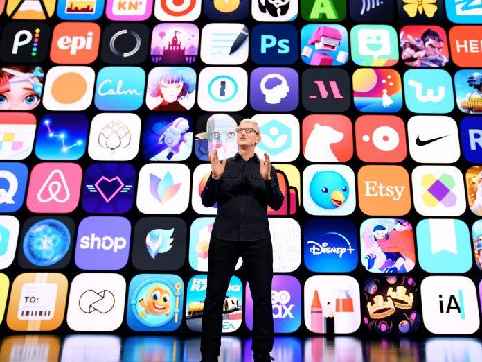 Apple Inc. in wwdc