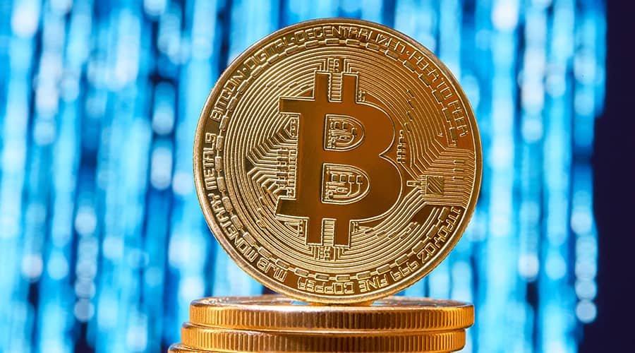 Bitcoin reach $50000