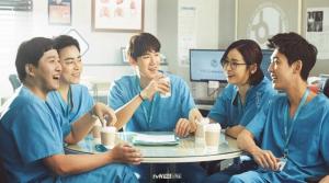 Hospital Playlist season 2 episode 1