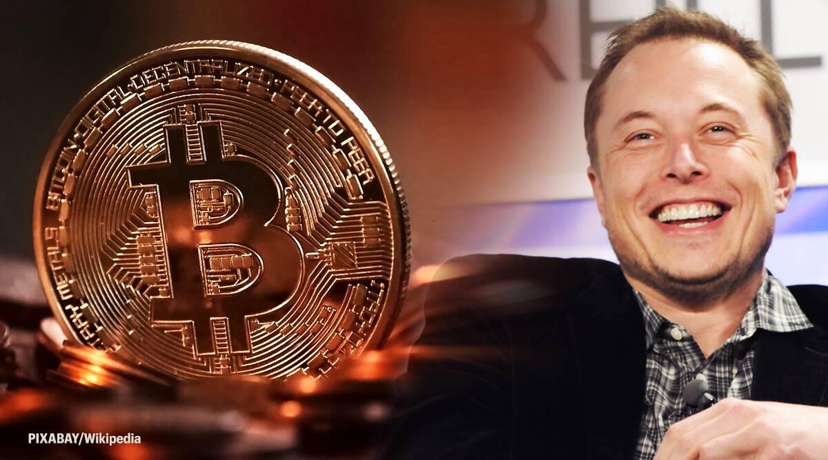 Bitcoin falls after Elon Musk's tweet