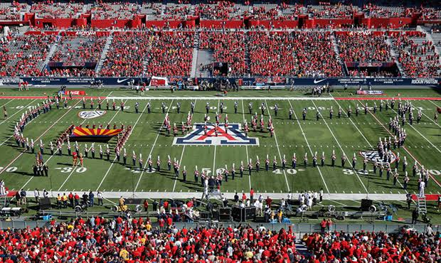 Arizona Wildcats Football To Host Capacity Crowds, ASU 'Progressing' In That Direction