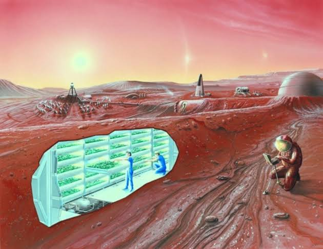 NASA To Learn How To Farm On Mars And Moon, How Would It Work?