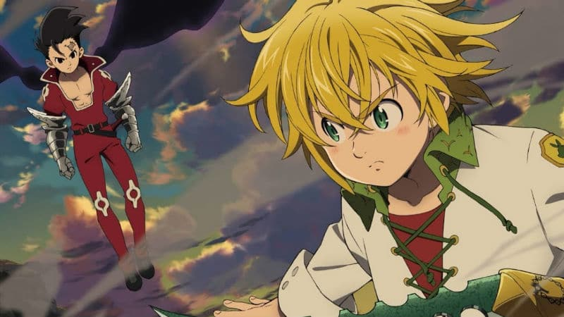The Seven Deadly Sins Episode 23 Season 4 Release Date And Time [English Dubbed]