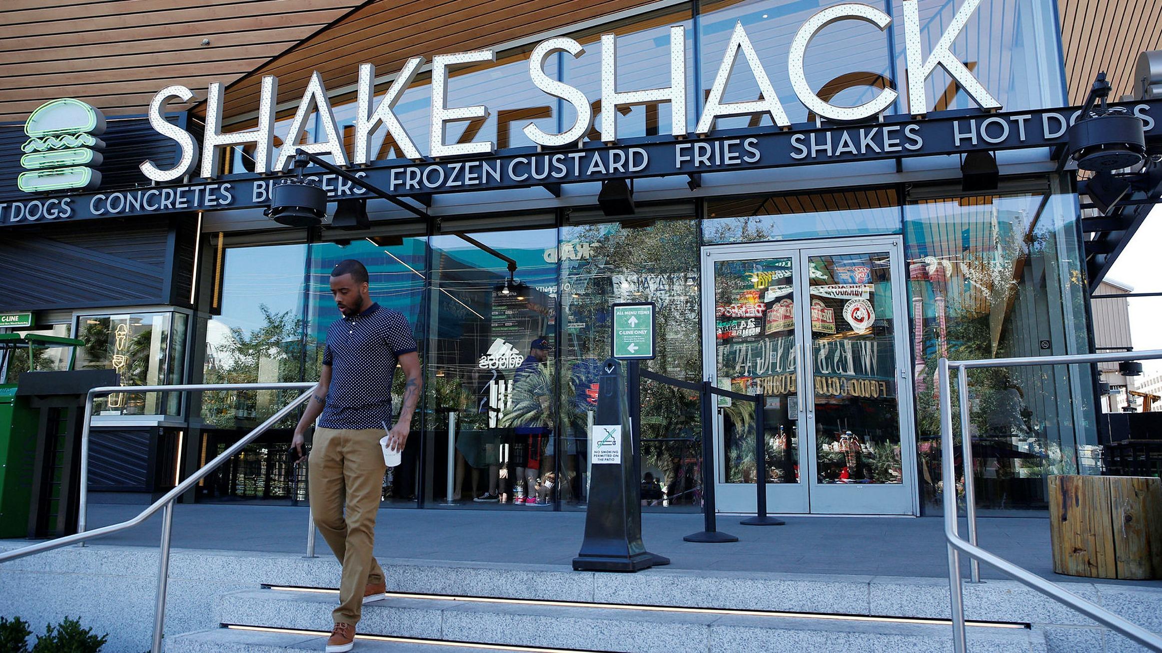 Shake Shack Introduces 'Pride Shake' Shake Shack for LGBT Month 2021