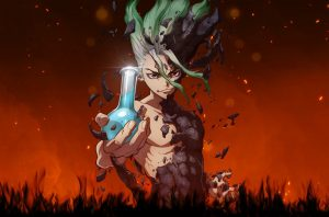 Dr. Stone chapter 200