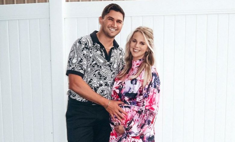 Nicole Franzel and Victor Arroyo Welcomed Their First Baby Together