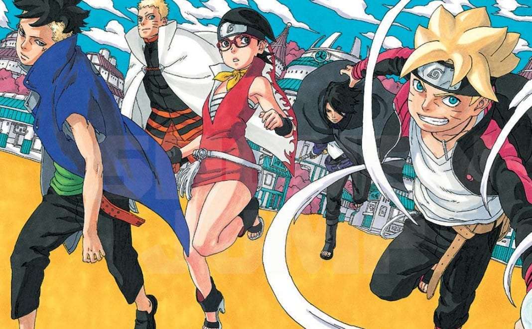 Boruto Chapter 60: Release Date, Discussion and Read Online