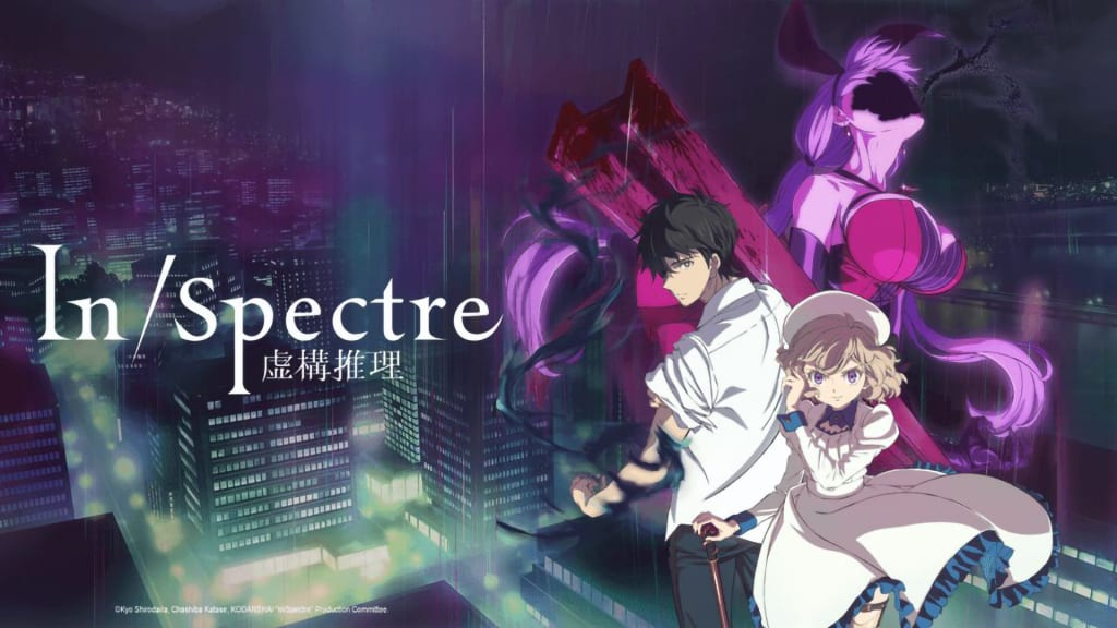 In/Spectre Season 2 Release Date , Recap, And Spoilers