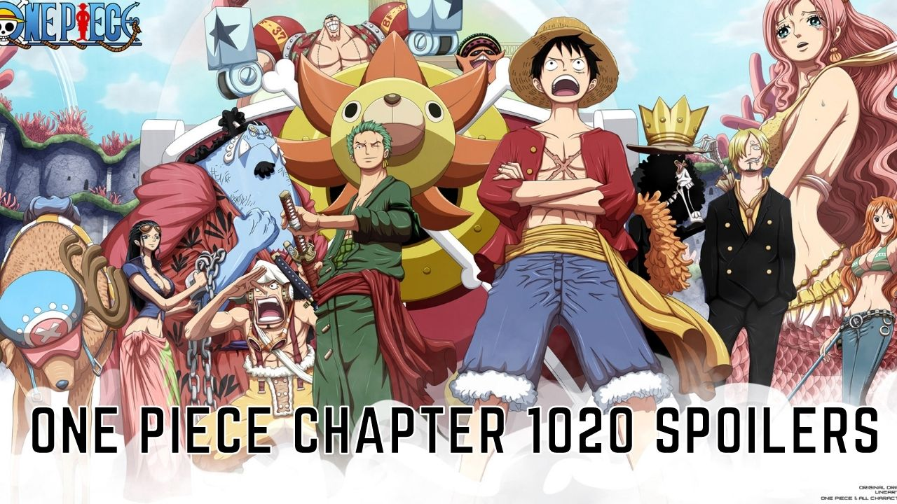 One Piece Chapter 1020 Release Date, Recap, And Where To Watch