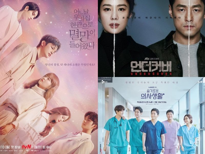 No doubt it made to Netflix Korean Drama 2021, Highest Ranking K-Drama You Don't Want To Miss.