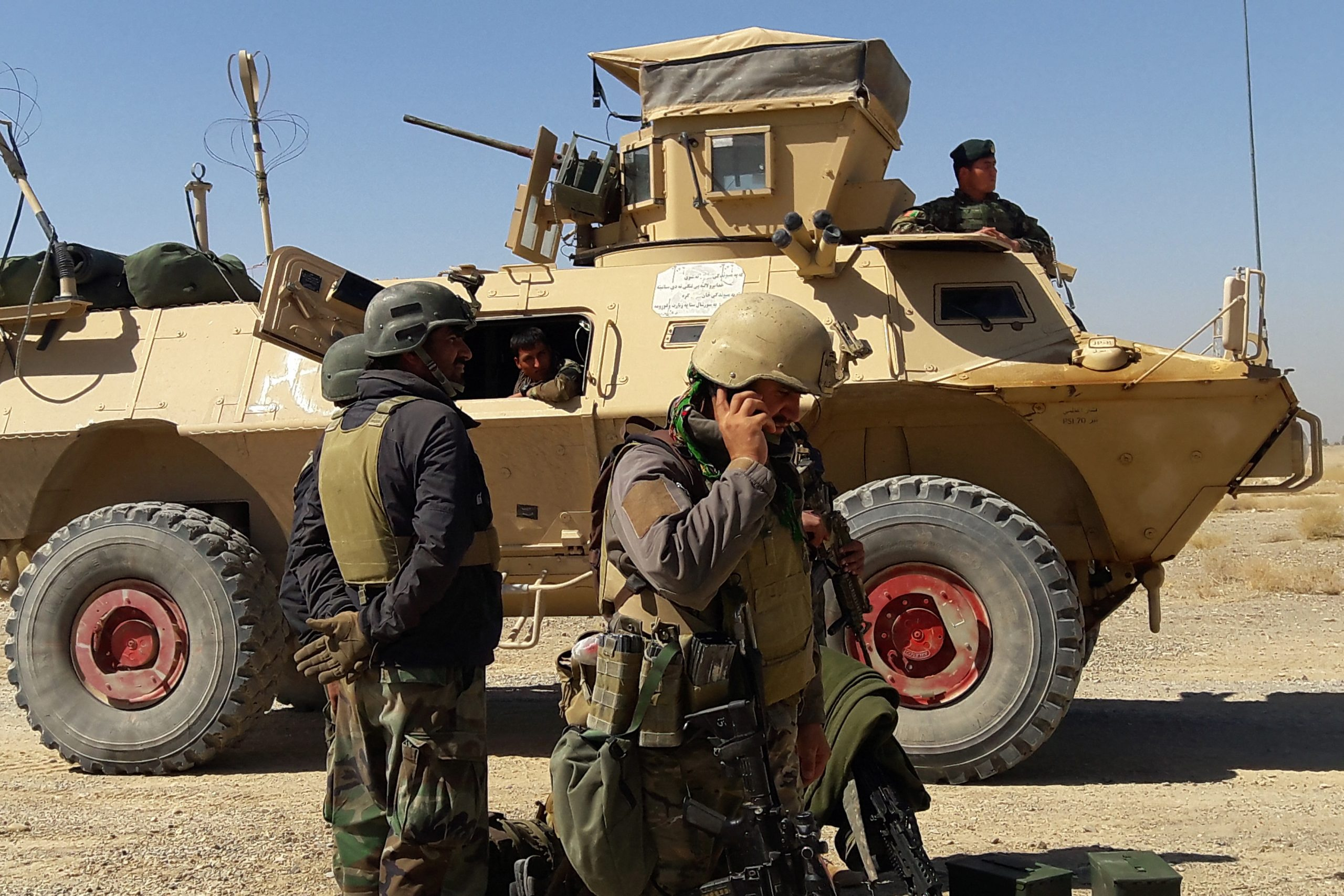 Taliban Seized U.S. Weapons In Afganistan, Could It Lead To Regional Arms Bazaar?