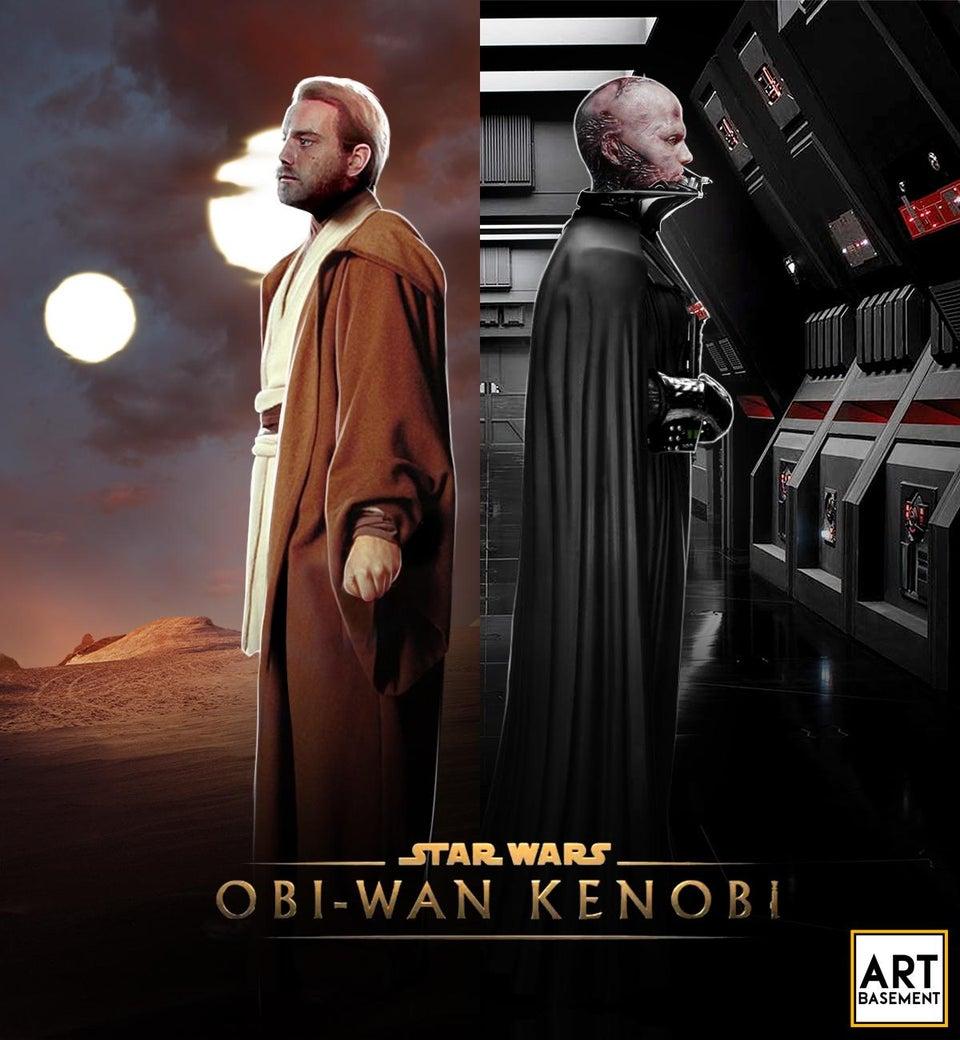 Obi-Wan Kenobi Series: Leaked Concept And Release Date