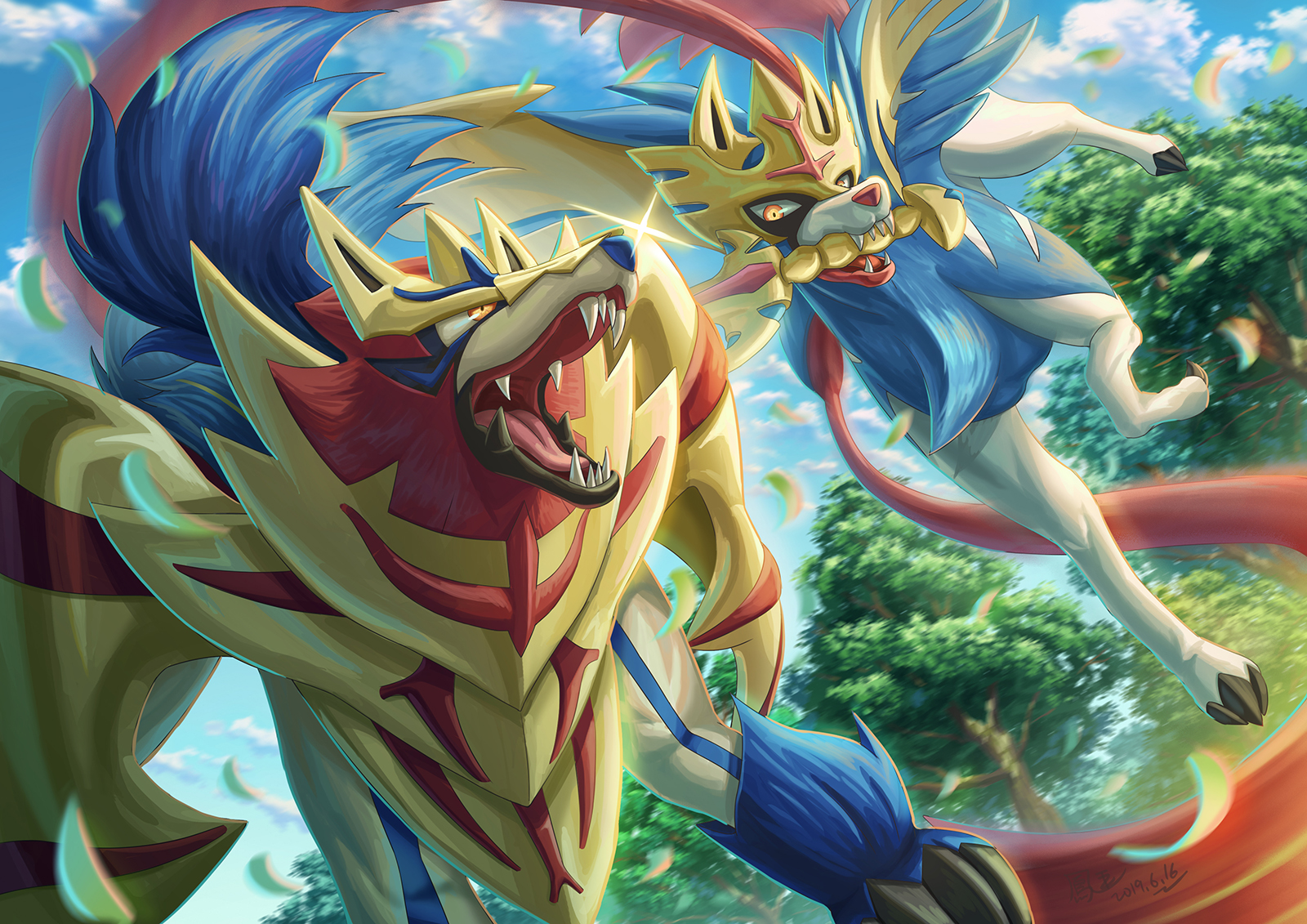 Zacian Moveset In Pokémon Go- Weakness And How To Beat
