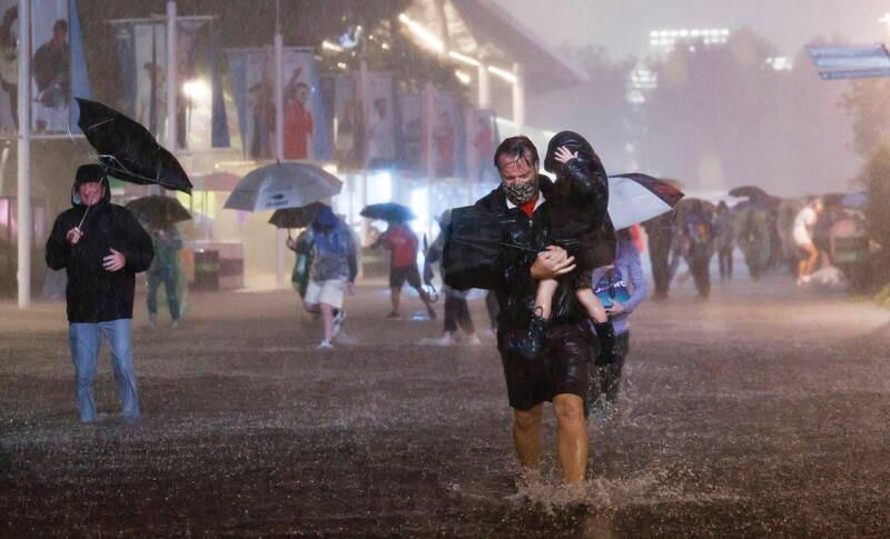 Storm Ida Leaves atleast 22 dead in New York