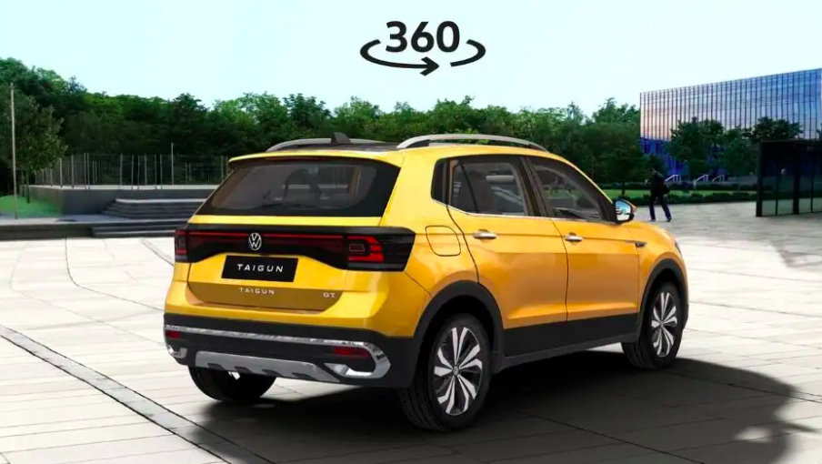 Volkswagen Taigun In India | Price, Features And Much More