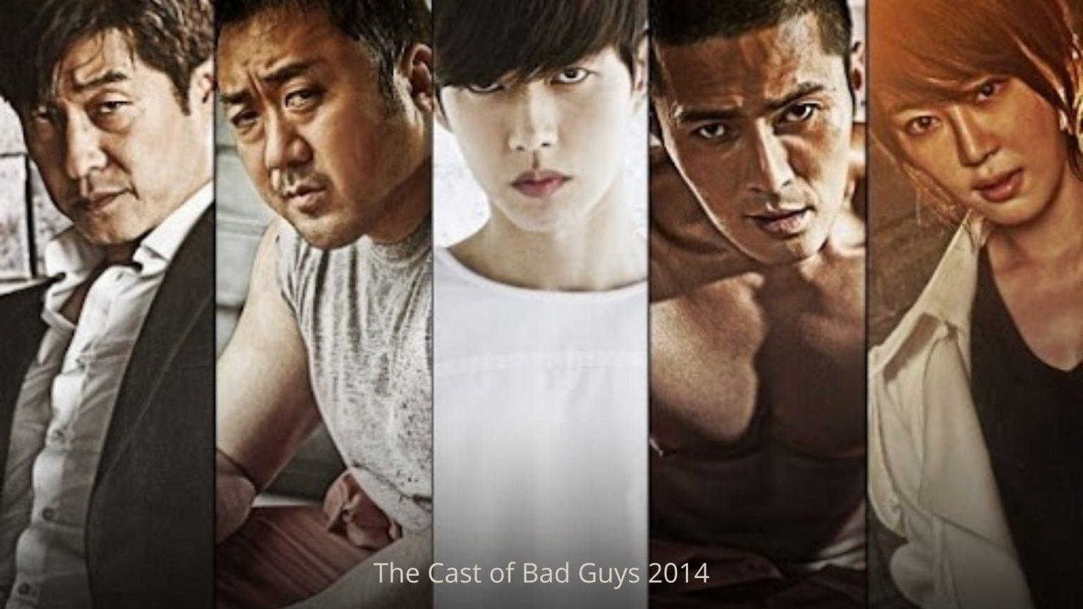 OCN's Bad Guys 2014 k-drama Release Date, Plot, Watch Online