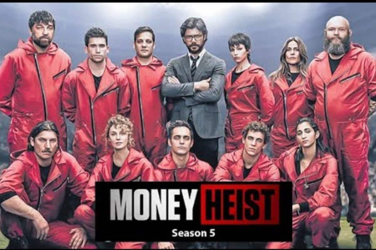 Money Heist Season 5 P1 Leaked On Telegram, Everything You Need To Know