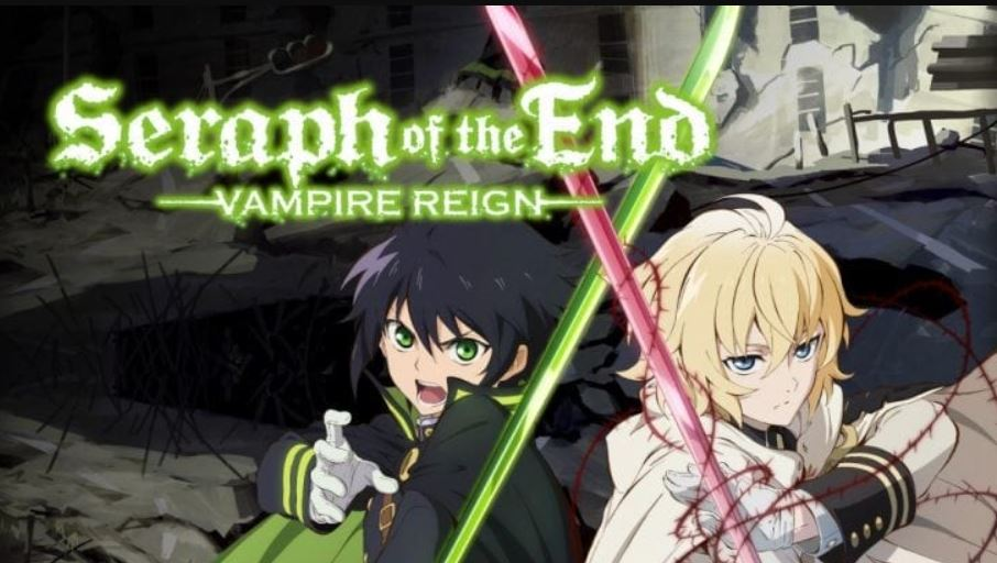 Seraph Of The End Chapter 107 Release Date, Raw Scans, Spoilers, Read Online