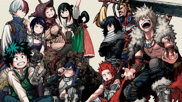 My Hero Academia (MHA) Chapter 330 Release Date, Spoilers, Read Online