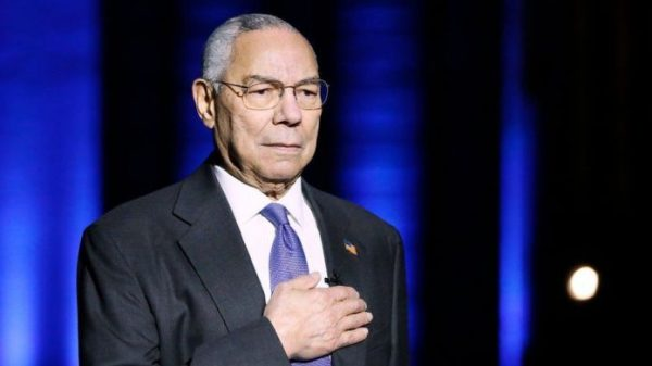 Collin Powell Died, First African-American US Secretary Died Of Covid Complication